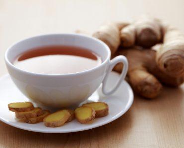 Chá de Gengibre Emagrece