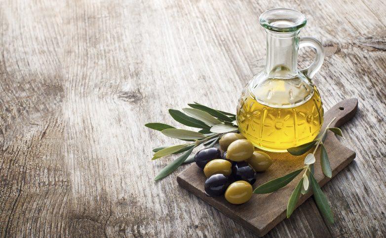 Propriedades do óleo de oliva extra-virgem