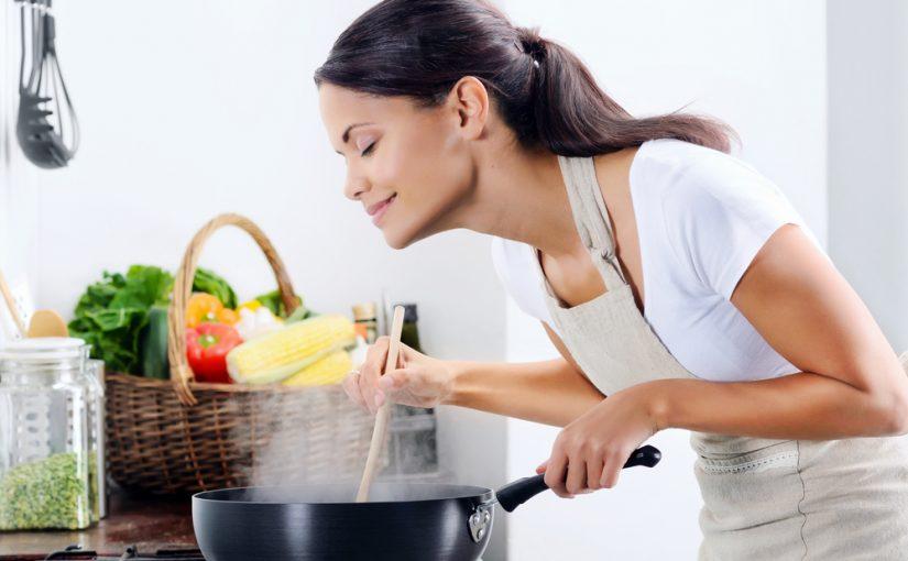 Como é bom óleo vegetal para cozinhar?