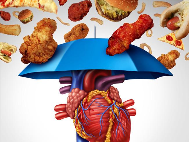 alimentos com muito mau colesterol