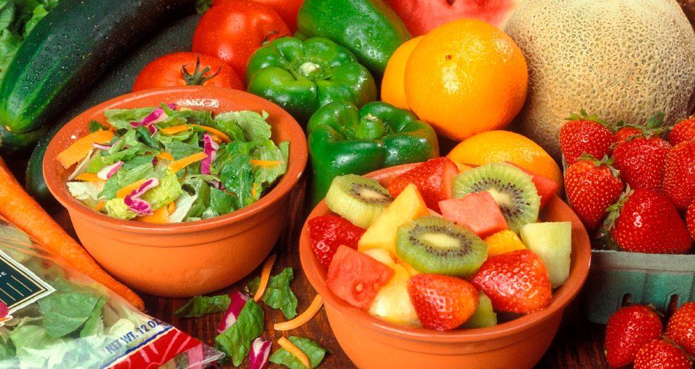 Dieta saudável para remover a celulite