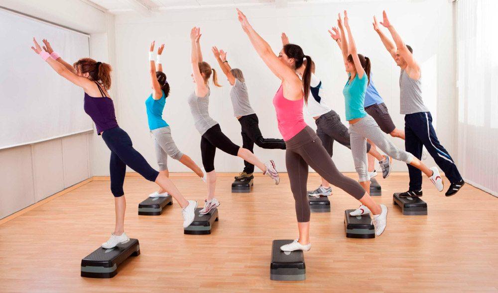 Exemplo de exercícios aeróbicos contra a celulite