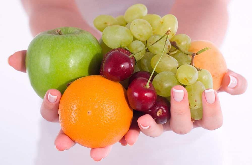 Exemplo de frutas para combater a celulite