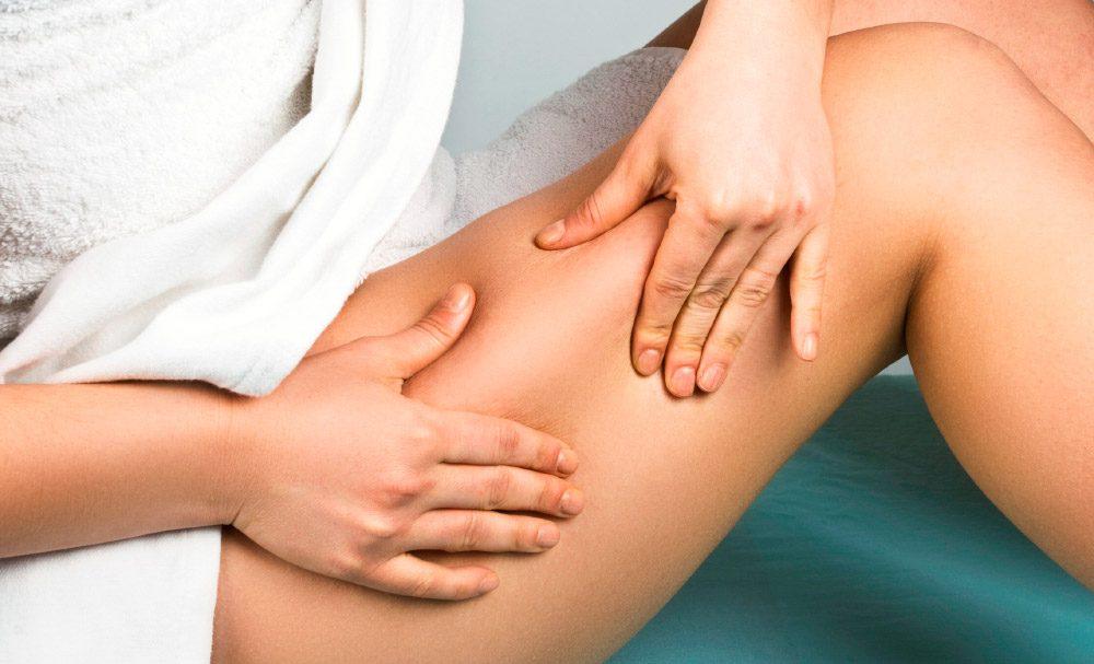 Foto de massagens e essências