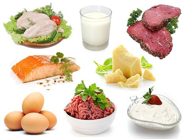 proteínas em alimentos tabela