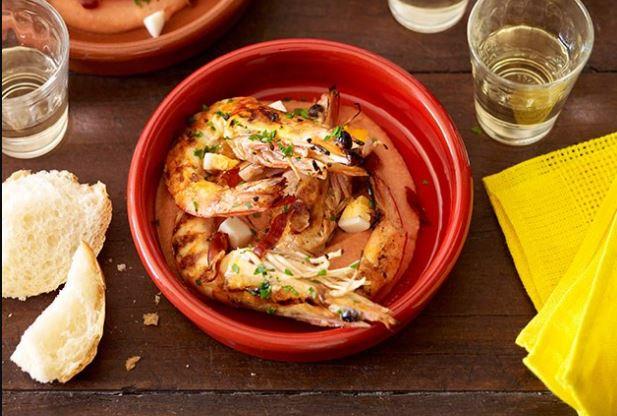 café da manhã maravilhoso com camarão receita simples