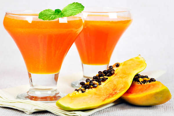 suco de frutas para emagrecer