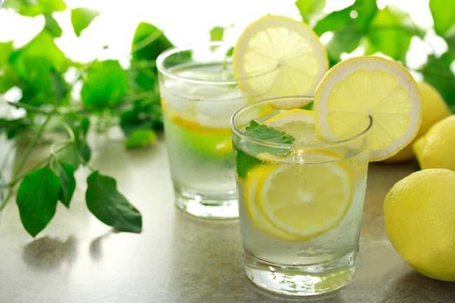 suco de limão para perder peso