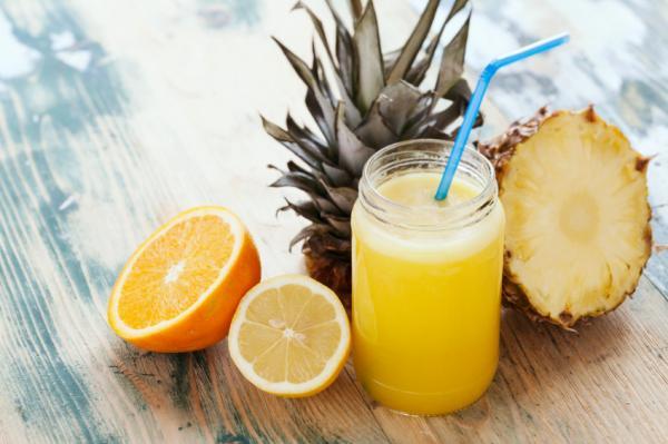 sucos de frutas para emagrecer