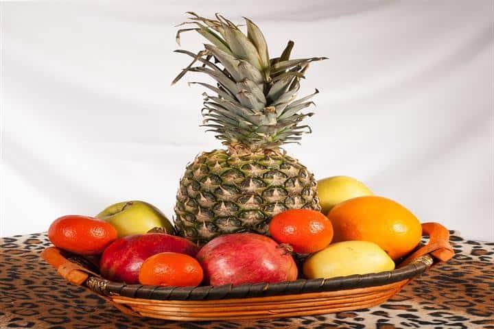 alimentos com alto teor de fibra