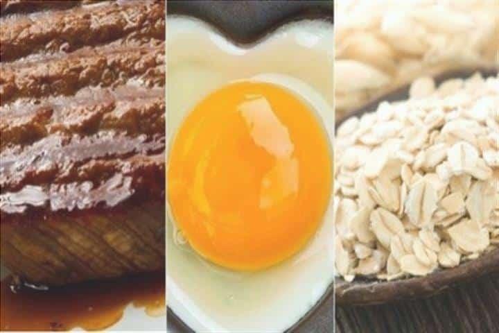 alimentos com complexo b