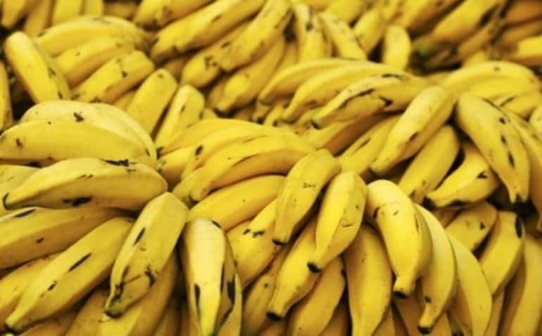 dieta japonesa da banana