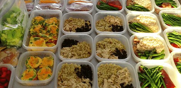 Dieta para ganhar massa